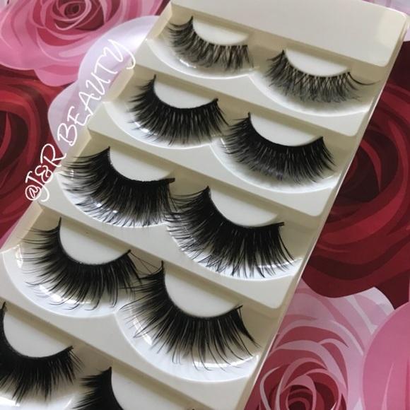Makeup 5 Kinds Of Eyelashes Poshmark